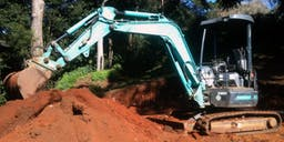 ABV Excavations Track Mounted Excavator