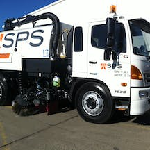 Logo of SPS Specialised Pavement Services