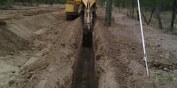 Ausroads Tracked Trencher