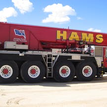 Logo of Hams Crane Hire