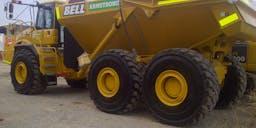 Armstrong Constructions Articulated Dump Truck