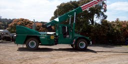 Armstrong Constructions Non Slewing Mobile Crane