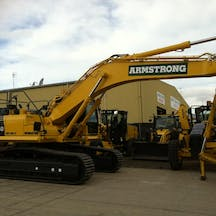 Logo of Armstrong Constructions
