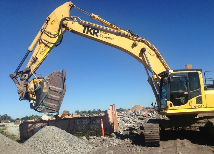 N/A Attachments for hire - Thomas Kingsley Resources Pty Ltd