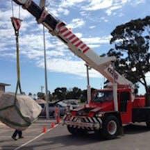 Logo of COSA Cranes Australia