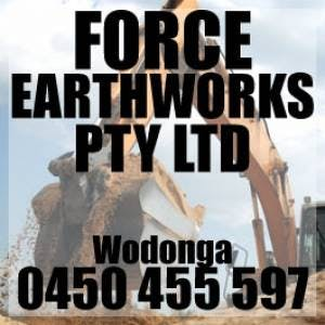 Force Earthworks Pty Ltd
