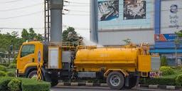 Brown Contractors Water Tankers