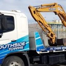 Logo of Southside Towing
