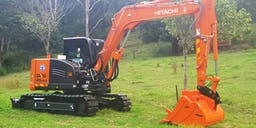 A & T Excavations and Plant Services PTY LTD Track Mounted Excavator