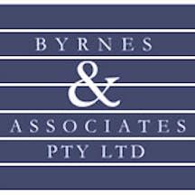 Logo of Byrne & Associates Pty Ltd