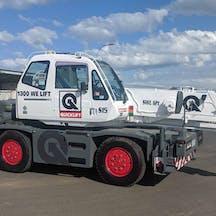 Logo of Quicklift Crane Hire