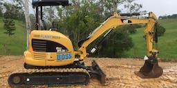 Boss Hire Pty Ltd Track Mounted