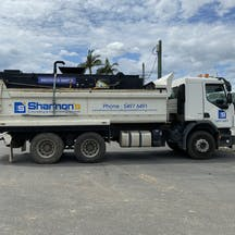 Logo of Shannon's Concreting & Earthmoving Services