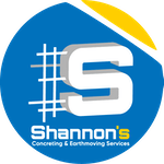 Shannon's Concreting & Earthmoving Services logo