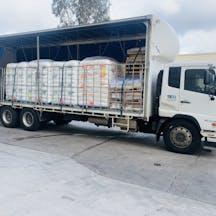 Logo of BDS Transport & Delivery
