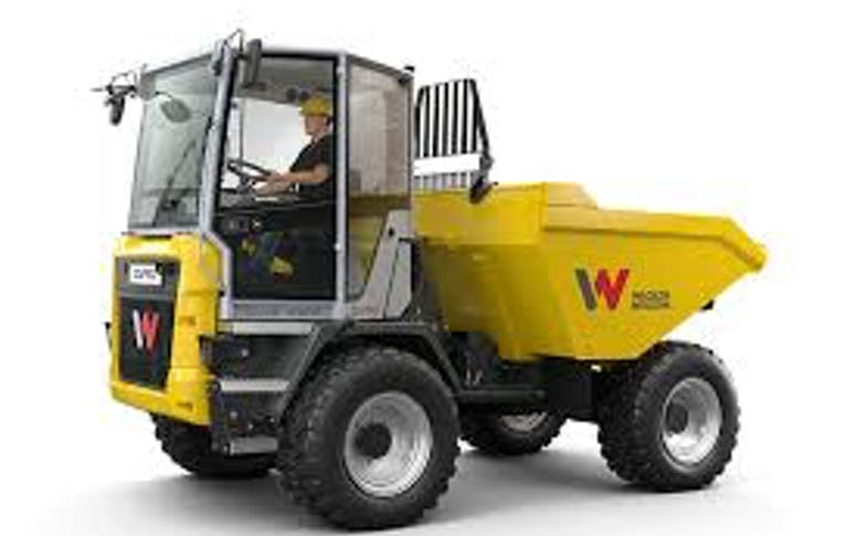 Site Dumpers and Front Tippers