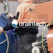 Logo of Draintech Melbourne