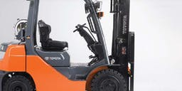 Australian Access Hire Gas and Petrol Powered Forklift