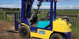 Ballarat Mobile Forklifts Gas and Petrol Powered Forklift