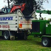 Logo of CJ Murphy Tree Recycling Services Pty Ltd