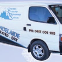 Logo of Sunraysia Riverland Refrigerated Services