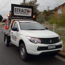 Logo of Stealth Traffic Management