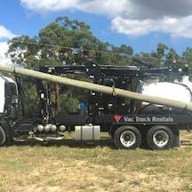Logo of Vac Truck Rentals