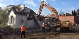 Ashworth Demolition & Asbestos Removal banner