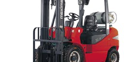 Access Hire Australia Gas and Petrol Powered Forklift