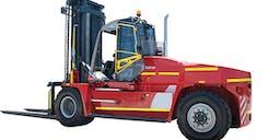 Access Hire Australia Diesel Powered Forklift