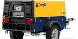 Access Hire Australia Diesel Compressor