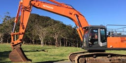6 Plant Construction Track Mounted Excavator