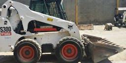 6 Plant Construction Wheeled Skid Steer