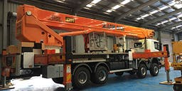 ACM Hire Truck Mounted EWP