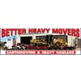 Better Heavy Movers Pty Ltd logo