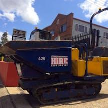 Logo of Sydney Machinery Hire
