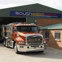 Logo of South East Plant & Truck Centre