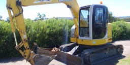Aussie Earthworks Track Mounted