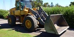 Aussie Earthworks Wheel Loader
