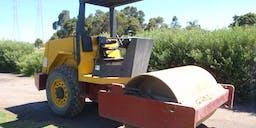 Aussie Earthworks Smooth Drum Roller