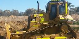 Aussie Earthworks Tracked