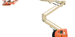 Barossa Valley Hire Knuckle Boom EWP