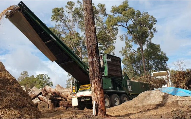 Chippers and Mulchers