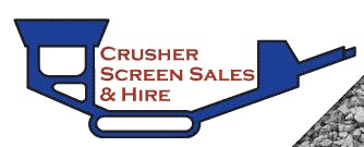 Crusher and Screen Sales and Hire