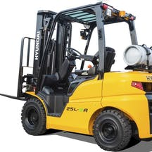 Logo of Alfabs Forklifts and Access