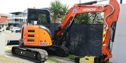 Beachside Excavation Pty Ltd Track Mounted