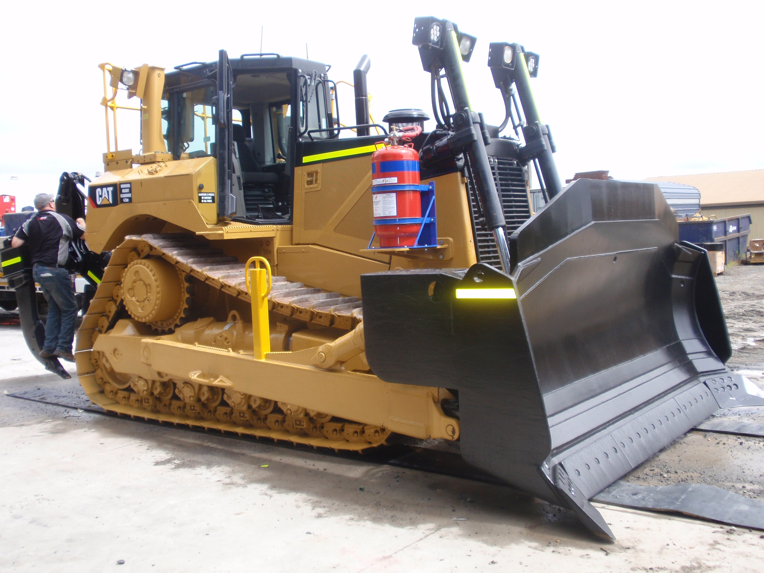 D8 or Equivalent  Dozer for hire - Matilda Equipment