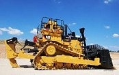 D10 or Equivalent  Dozer for hire - Matilda Equipment