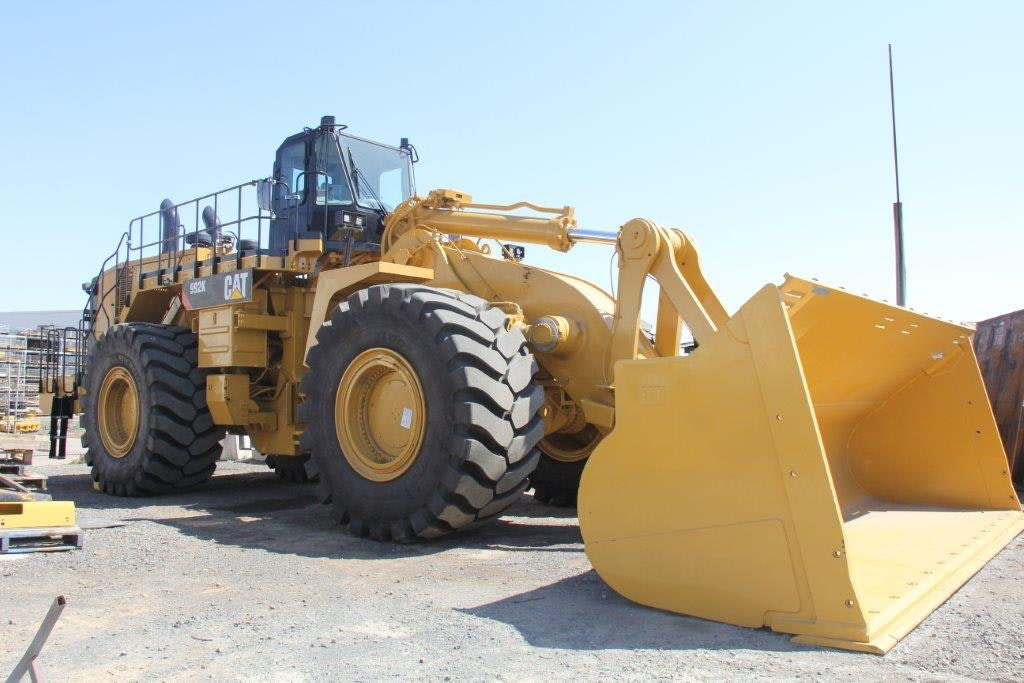 More than 6m cubed Bucket Capacity Loader for hire - Matilda Equipment