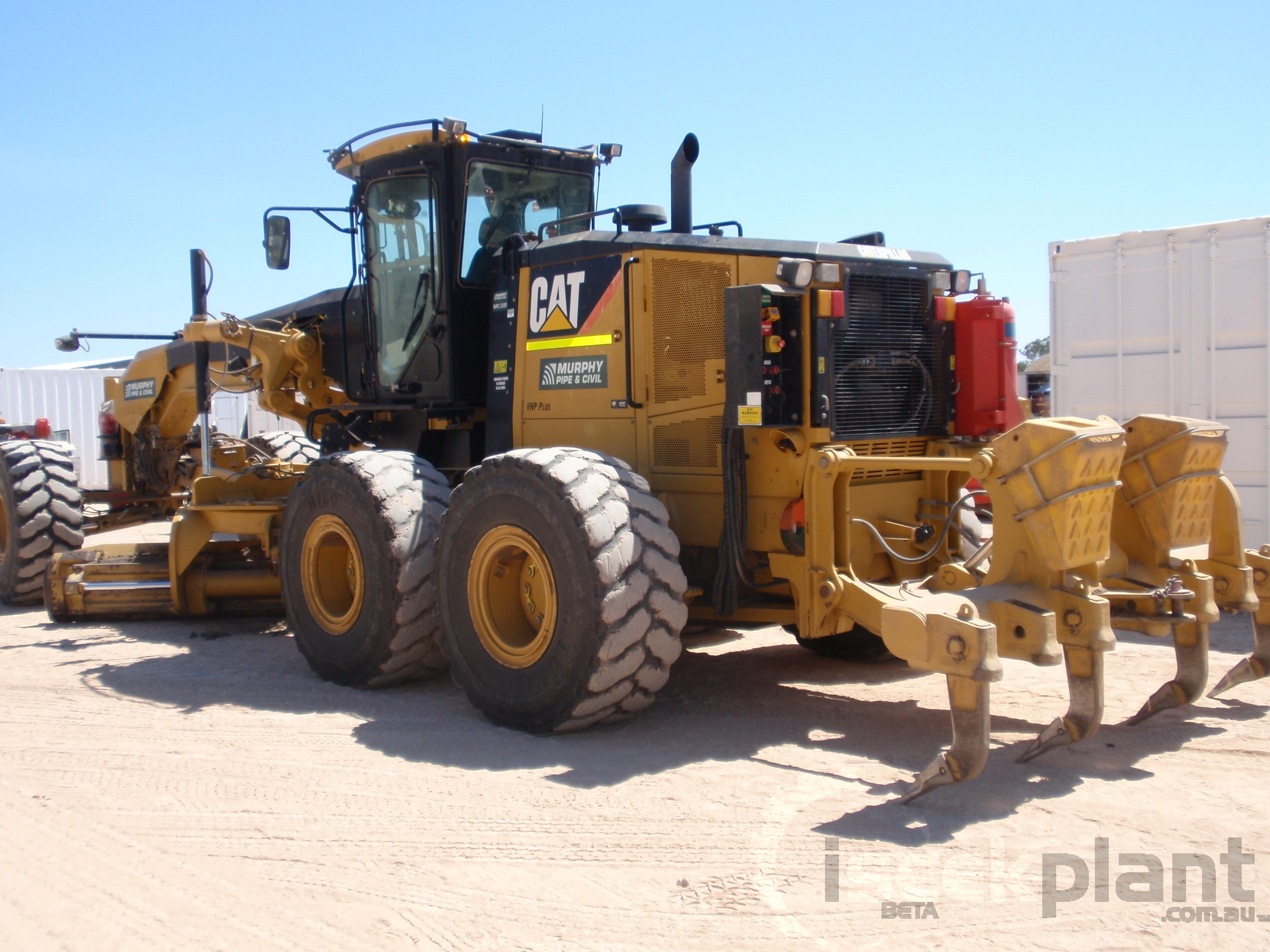 16ft Blade Grader Grader for hire - Matilda Equipment
